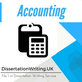 Accounting Dissertation Writing Service