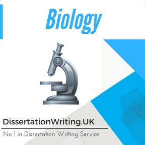 Biology Dissertation Writing Service