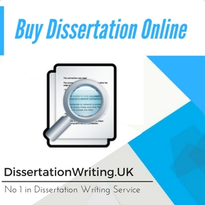 Buy Dissertation Online Writing Services
