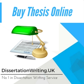 Buy Thesis Online Writing Service