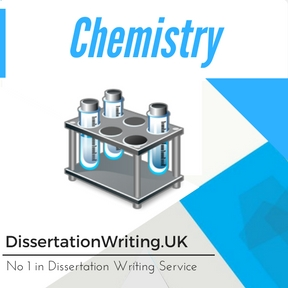 Chemistry Dissertation Writing Service