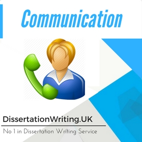 Communication Dissertation Writing Service
