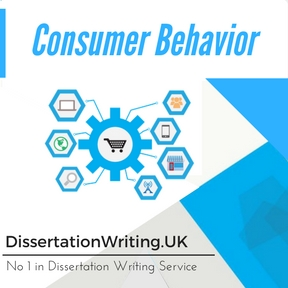 Consumer Behavior Analysis Thesis Help