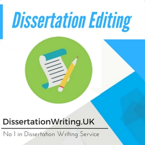 Dissertation Editing Writing Services