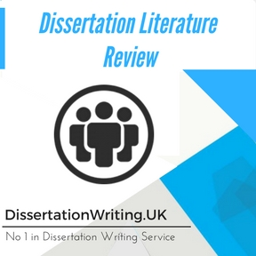 Dissertation review service and literature