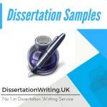 Dissertation Samples