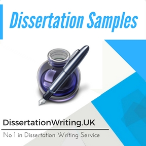 Dissertation Samples Writing Service