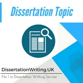 Dissertation Topic Writing Service