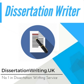Dissertation Writer Writing Service