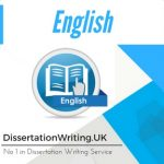 English thesis service