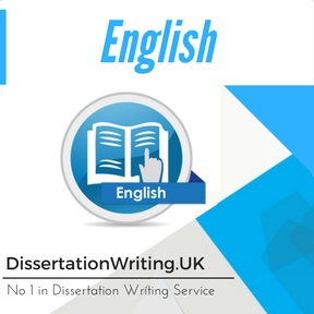 English Dissertation Writing Service