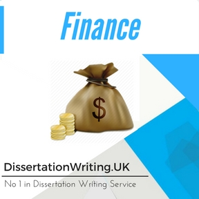 Finance Dissertation Writing Service
