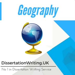 Geography Dissertation Writing Service