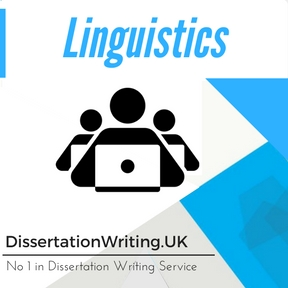 Linguistics Dissertation Writing Service