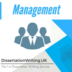 Management Dissertation Writing Service