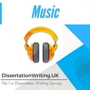 Music Dissertation Writing Service