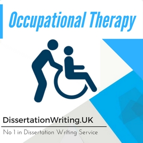 Occupational Therapy Dissertation Writing Service