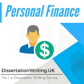 Personal Finance Dissertation Writing Service