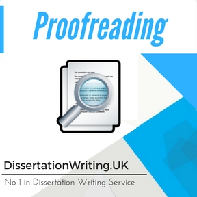 Proofreading Dissertation Writing Service