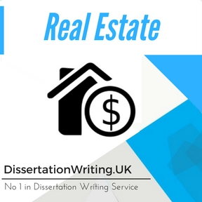 Real Estate Dissertation Writing Service