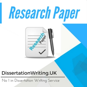 Research Paper Dissertation Writing Service