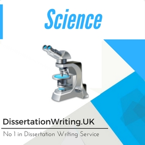 Science Dissertation Writing Service