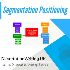 Dissertation on market segmentation