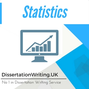Statistics Dissertation Writing Service