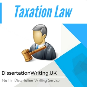Taxation Law Thesis Help