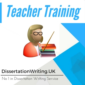 Teacher Training Dissertation Writing Service