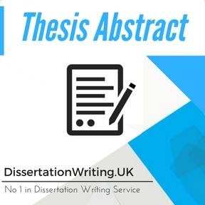 Thesis Abstract Writing Services