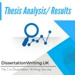 Thesis Analysis/ Results