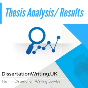 Thesis Analysis/ Results Writing ServiceThesis Analysis/ Results Writing Service