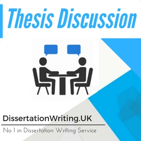 Thesis Discussion Writing Service