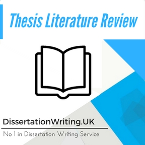 Help me write a thesis for literature review