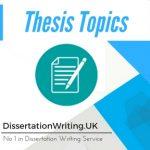 Thesis Topics